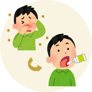 専門外来「アレルギー性鼻炎に対する舌下免疫療法」